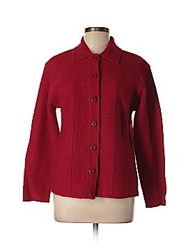 Lisa International Wool Coat Size M