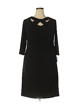 INC International Concepts Casual Dress Size 16 (Plus)