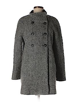 Donna Karan New York Wool Coat Size 10