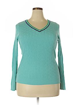 Caribbean Joe Pullover Sweater Size XL
