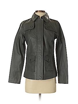 Isaac Mizrahi LIVE! Leather Jacket Size XXS