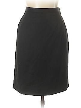 Adrienne Vittadini Wool Skirt Size 14