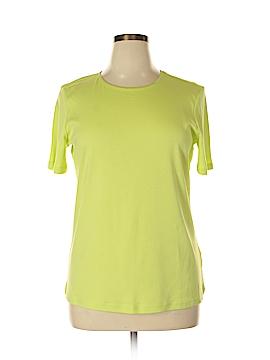 Christopher & Banks Short Sleeve T-Shirt Size XXL