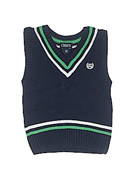 Chaps Sweater Vest Size 3T - 3