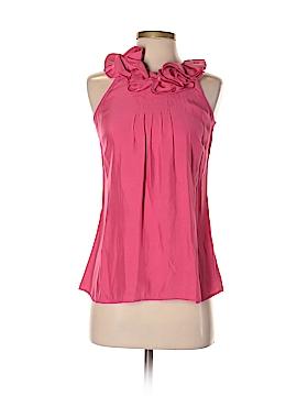 Beth Bowley Sleeveless Blouse Size 2
