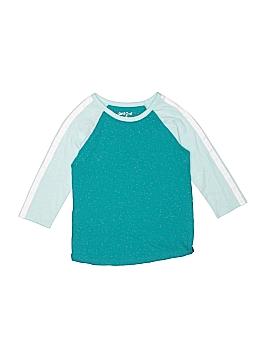 Cat & Jack 3/4 Sleeve T-Shirt Size 7