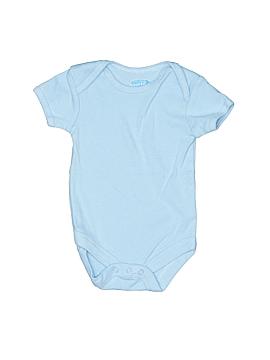 Bon Bebe Short Sleeve Onesie Size 0-3 mo