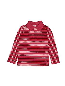 WonderKids Long Sleeve Polo Size 5T
