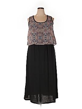 Delicious Casual Dress Size 2X (Plus)