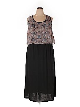 Delicious Casual Dress Size 3X (Plus)