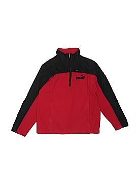 Puma Fleece Jacket Size 6