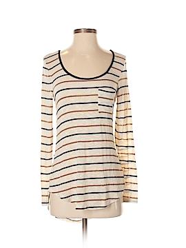 Bobeau Long Sleeve T-Shirt Size S