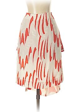 Diane von Furstenberg Silk Skirt Size M