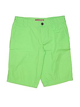 Arizona Jean Company Khaki Shorts Size 12 (Husky)