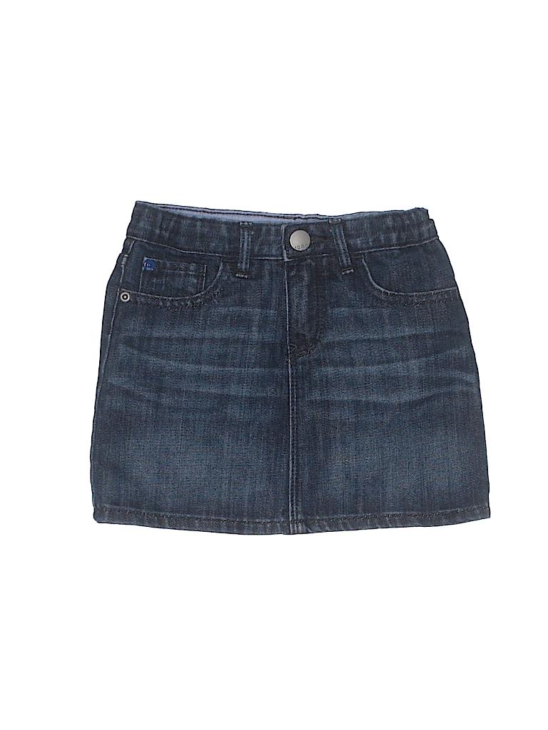 Baby Gap Girls Denim Skirt Size 5