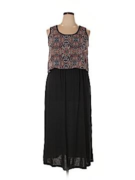 Love Delirious Los Angeles Casual Dress Size 1X (Plus)