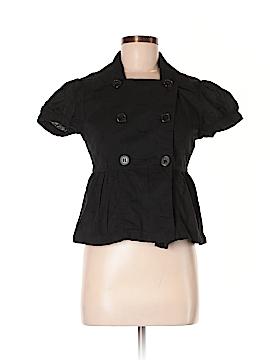 Tullette Short Sleeve Blouse Size M