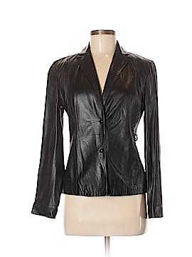 Banana Republic Leather Jacket Size 2
