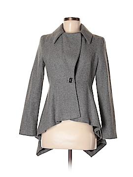 Zara Basic Wool Blazer Size 6