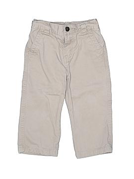 Cherokee Khakis Size 18 mo