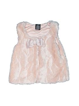 Newton Trading Co. Faux Fur Vest Size 2T