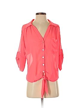 Kaya di Koko 3/4 Sleeve Blouse Size XS