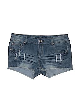 Blue Asphalt Denim Shorts Size 9