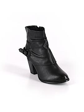 Catherine Malandrino Ankle Boots Size 8 1/2