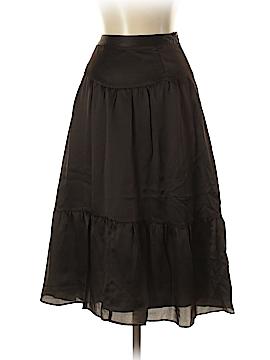 Banana Republic Factory Store Silk Skirt Size 4