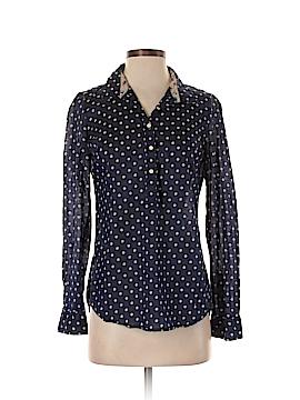 Trovata Long Sleeve Button-Down Shirt Size XS