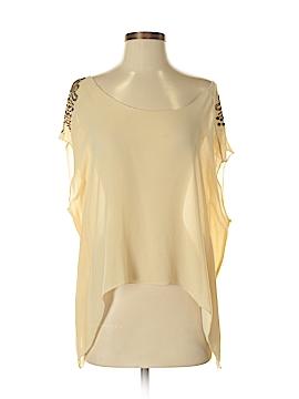Chelsea & Violet Short Sleeve Blouse Size S