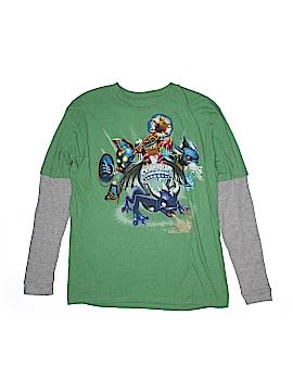 Skylanders Long Sleeve T-Shirt Size L (Youth)