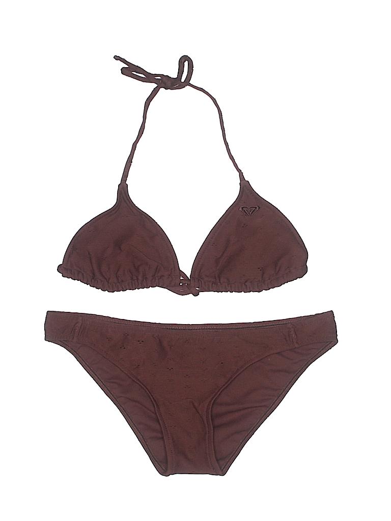 Brown roxy bikini