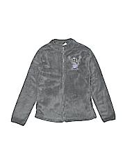 Disney Girls Fleece Jacket Size 9 - 10
