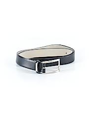 DKNY Women Leather Belt Size L