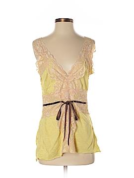 Lily White Sleeveless Blouse Size M