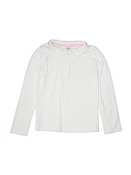 Gymboree Long Sleeve Polo Size 9