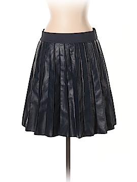 Ann Taylor Faux Leather Skirt Size S (Petite)