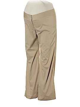 Ann Taylor LOFT Maternity Khakis Size 14 (Maternity)