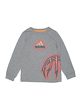 Adidas Long Sleeve T-Shirt Size 6