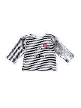 M&S Long Sleeve T-Shirt Size 6-9 mo