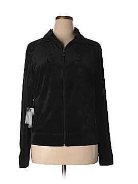 BCBGMAXAZRIA Track Jacket Size 1X (Plus)