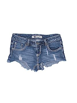 Wet Seal Denim Shorts Size 7