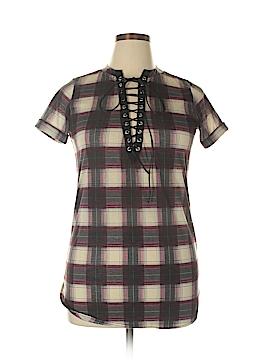 Urban Girl Short Sleeve Top Size XL