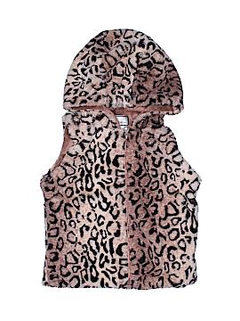 American Widgeon Faux Fur Vest Size 5
