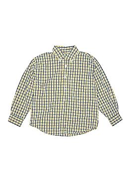 Gap Long Sleeve Button-Down Shirt Size 5 - 6