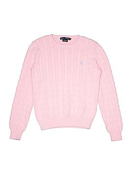 Ralph Lauren Pullover Sweater Size M (Kids)