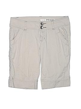 DKNY Khaki Shorts 25 Waist