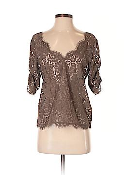 Joie Short Sleeve Blouse Size S