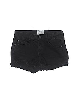 Mudd Denim Shorts Size 3